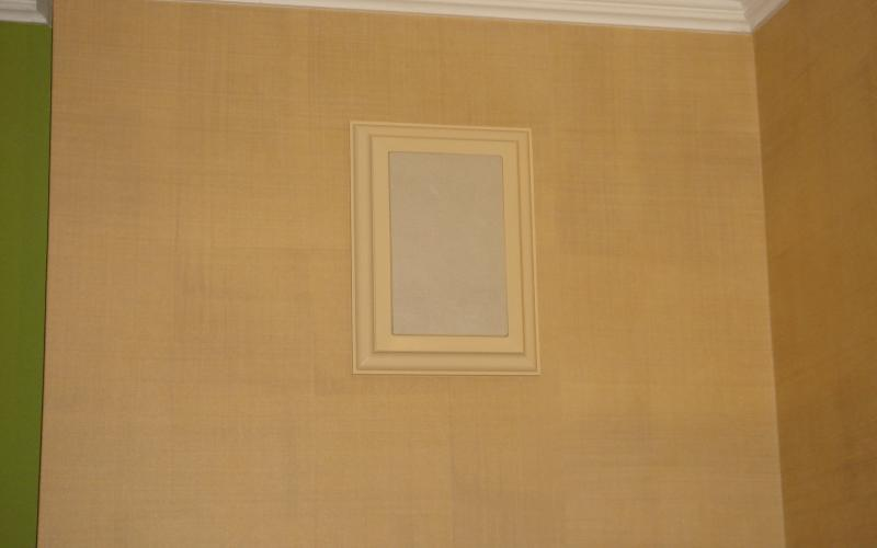 Wall mounted speakers that blend in with surroundings.jpg