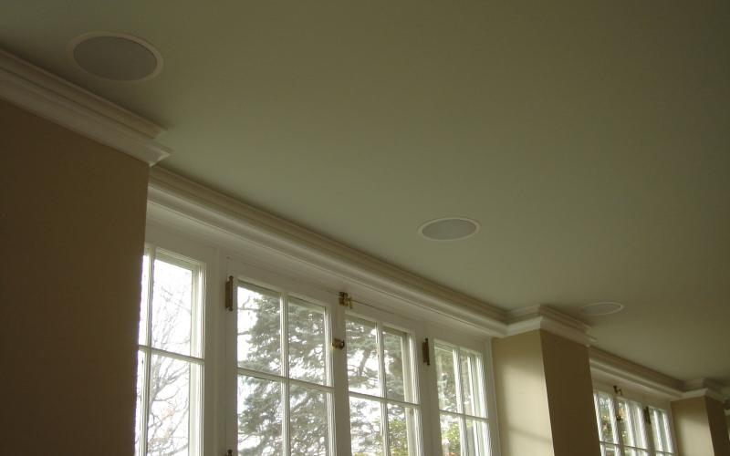 High quality sound from inconspicuous ceiling speakers.jpg