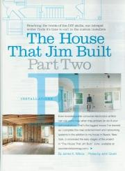 The house that Jim Built - - Hudson Valley Home Media Press