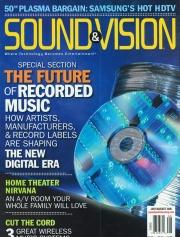 Sound and Vision Magazine Features Hudson Valley Home Media Press