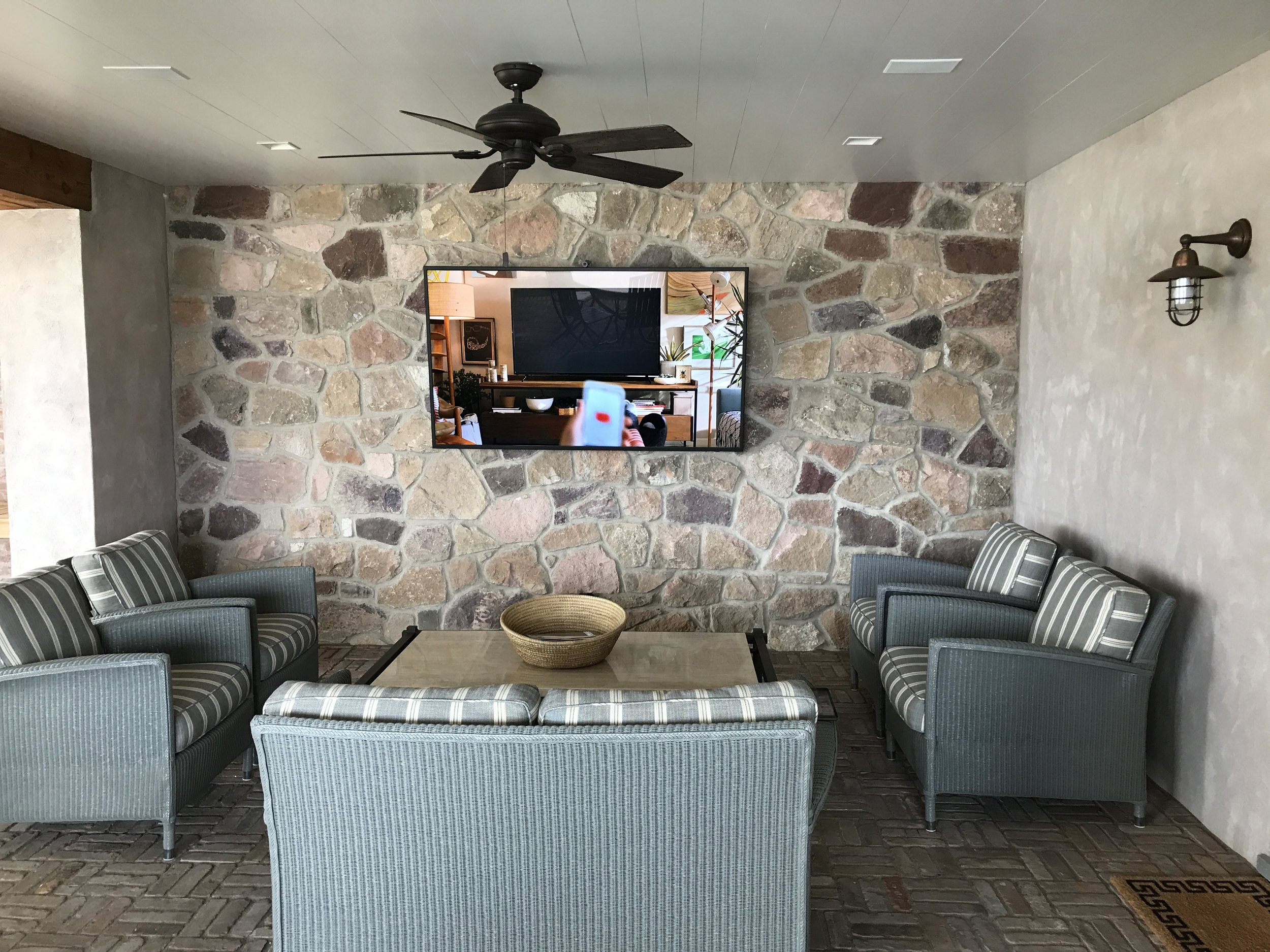 Copy of Indoor or Outdoor Television Mounting - Long Island,NY