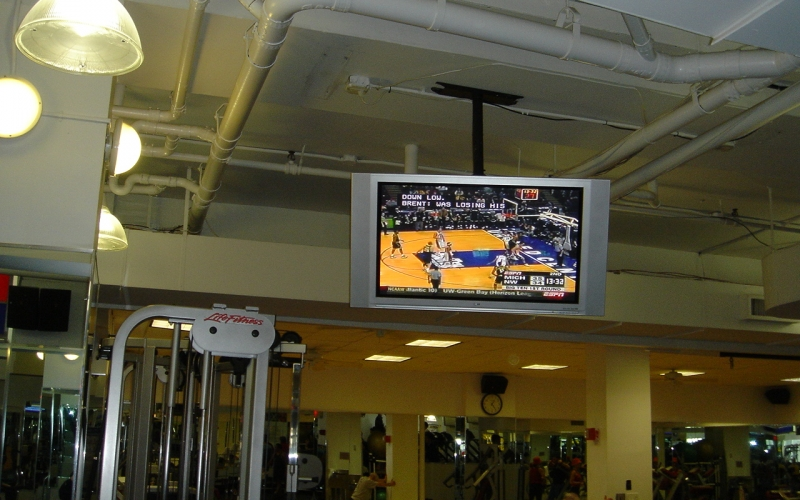 Television installation for Gold's Gym 1.jpg