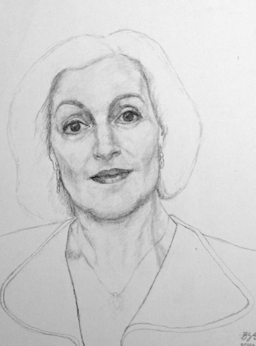 Portrait of Elaine