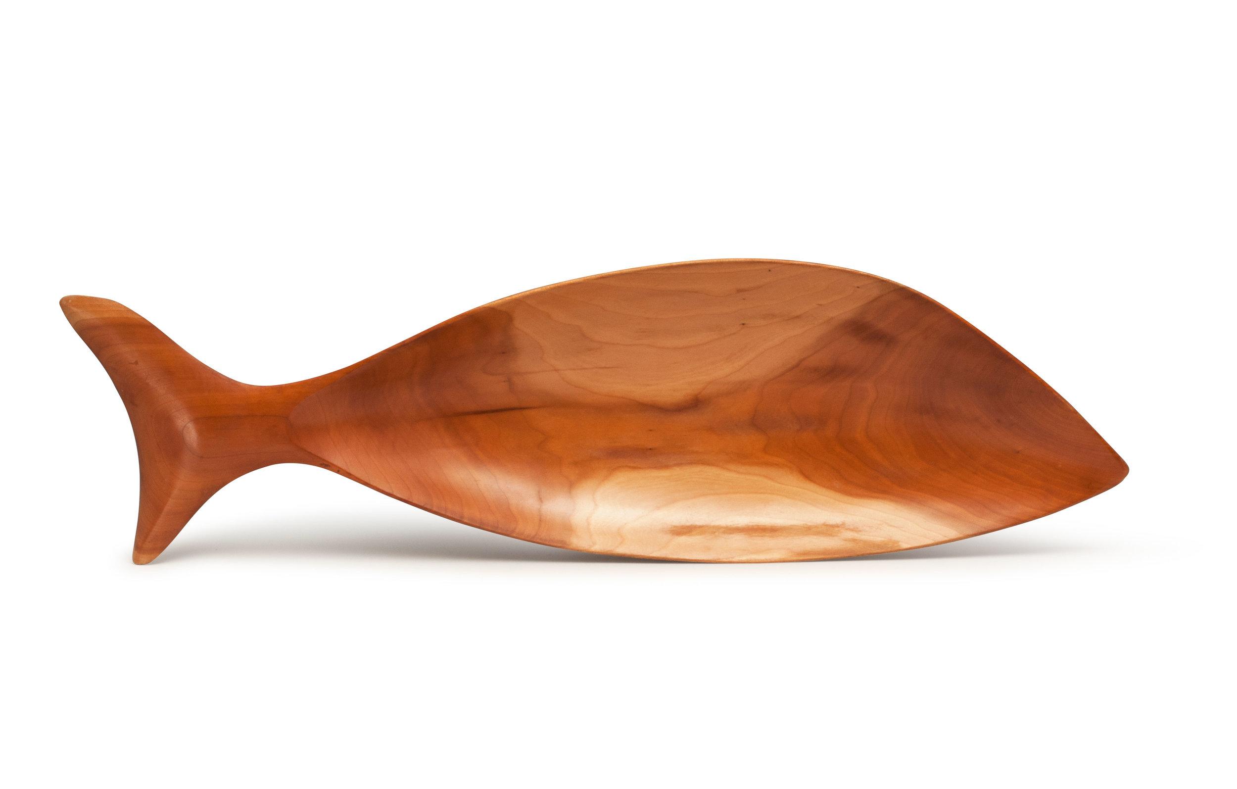 Large Fish-Shaped Bowl