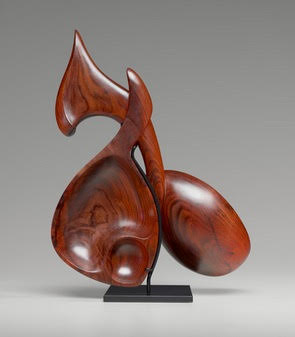 Norm Sartorius |  Homage   |Cocobolo | Collection of the Yale University Art Gallery 2012.90.1