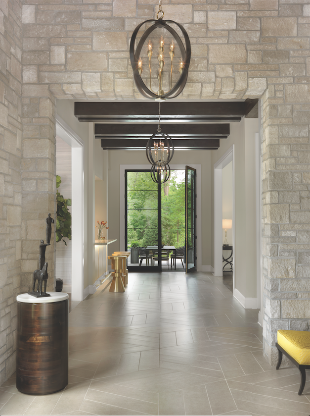 First impressions! A stunning gallery foyer extends the depth of the home, providing great flow, access and views.