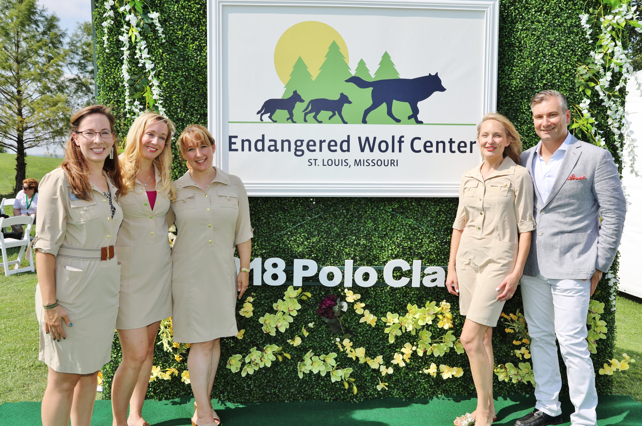 The 2019 Endangered Wolf Polo Classic has been rescheduled to September 19, 2019