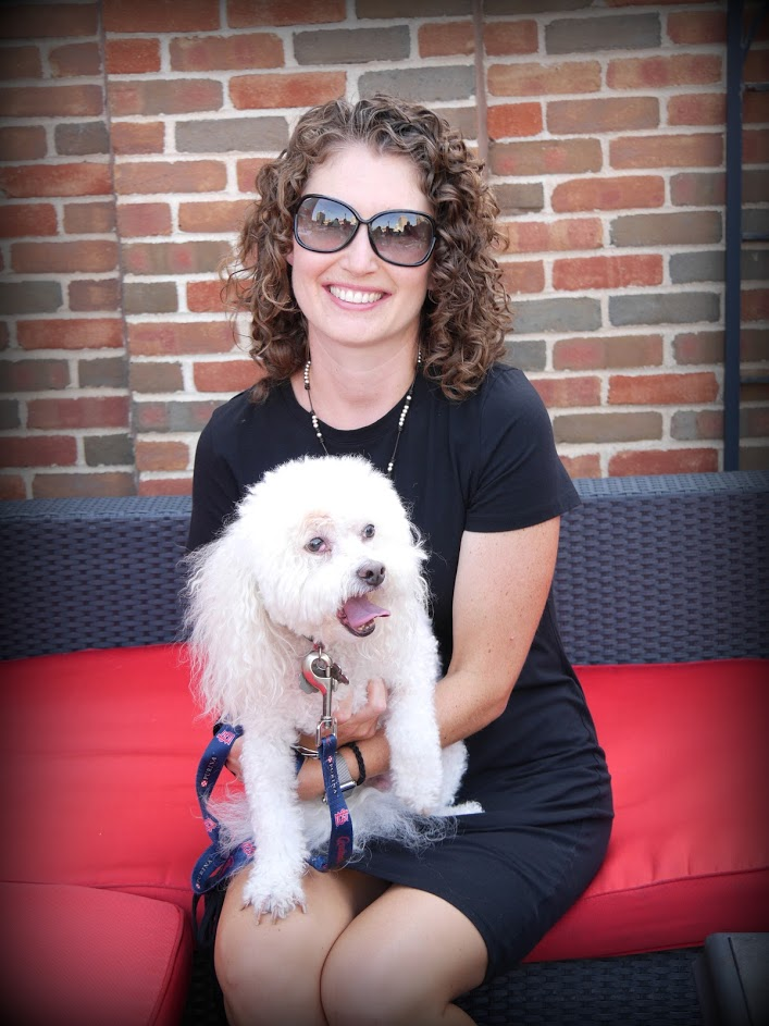 """Last year's """"Pups on the Patio"""" event at Ruth's Chris."""