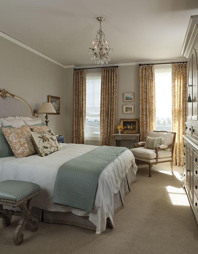 formal bedroom