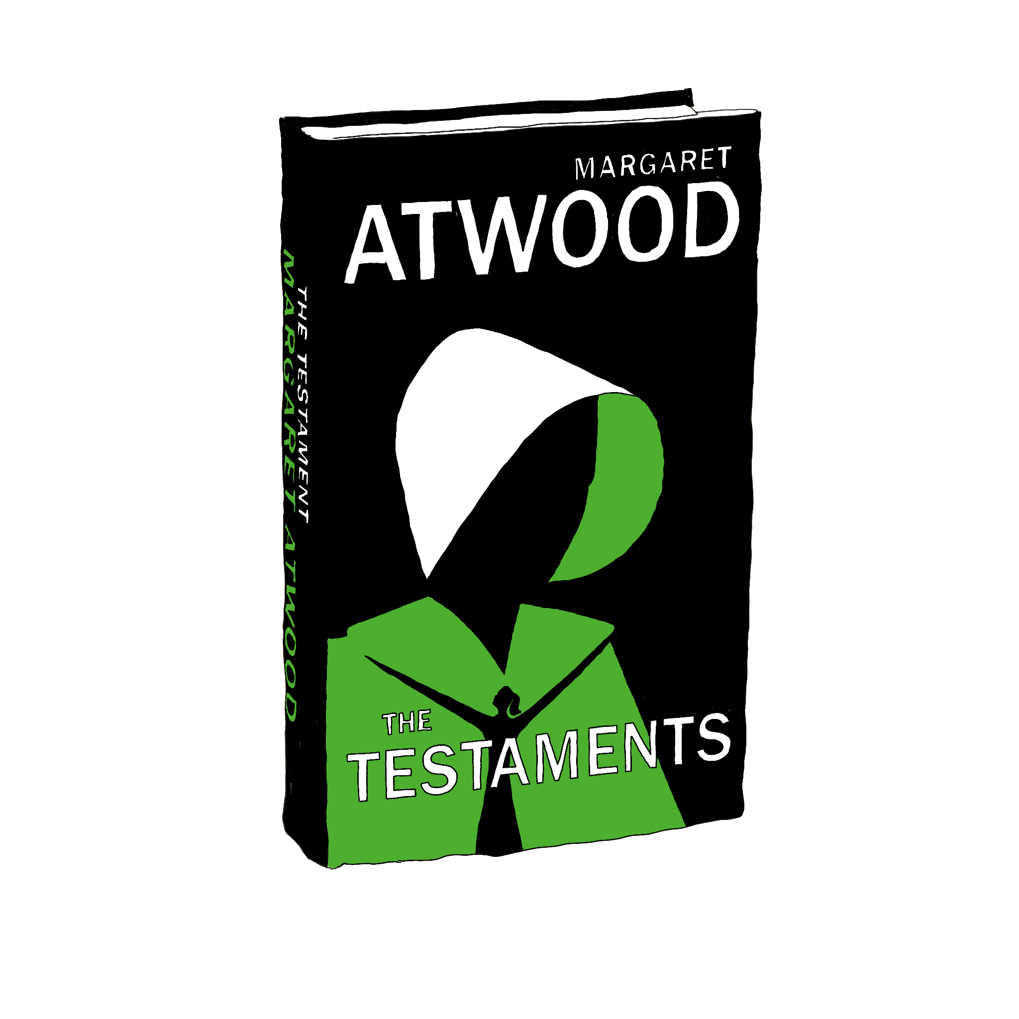 The Testaments   The very popular TV show The Handmaids Tale originated as a novel by Margaret Atwood. Atwood is releasing a brand new book that will allegedly answer all of our burning questions about Gilead. As the anticipation for the new novel builds,  this review in the New Yorker  gives us just what we need.