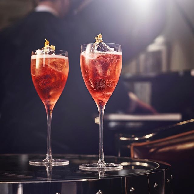 This season's hot garnish? A song. The bar world's menu wars step up a notch as the American Bar at the Savoy debuts their 2019 menu...with an original album. My latest, now online.