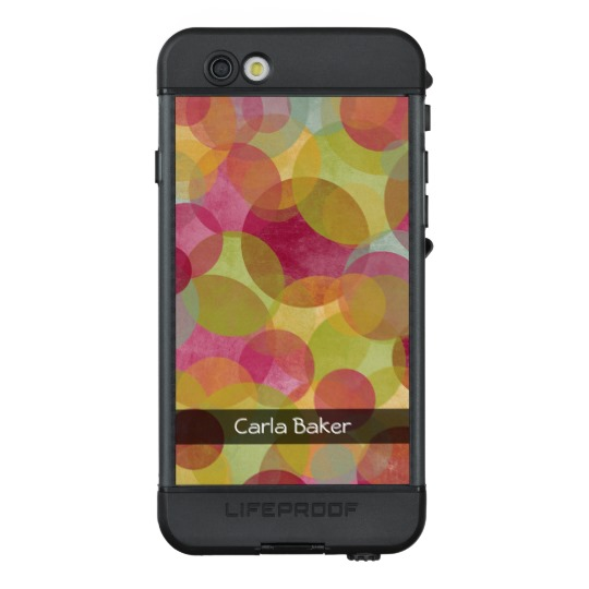 personalized_with_multicolored_bubble_like_circles_lifeproof_nuud_iphone_6s_case-add-your-own-name.jpg