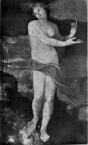 Allegory of Fortune   (ex-Spinelli Collection, 1934 photograph)