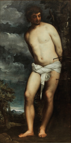 Titian, the present work