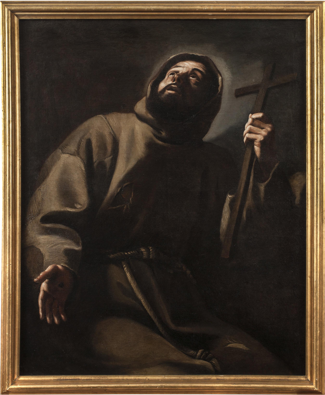 Mattia Preti,  St. Francis