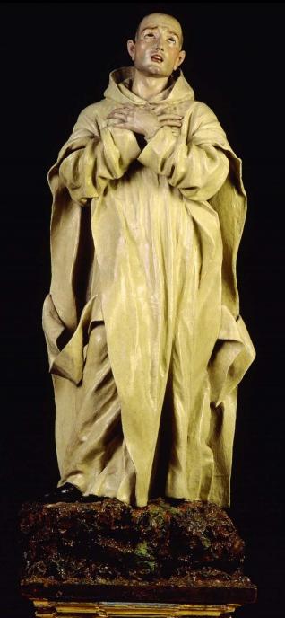 Fig. 1 José de Mora, San Bruno, Granada, Cartuja