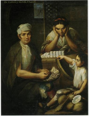 No. 14 (Museo de América, Madrid)