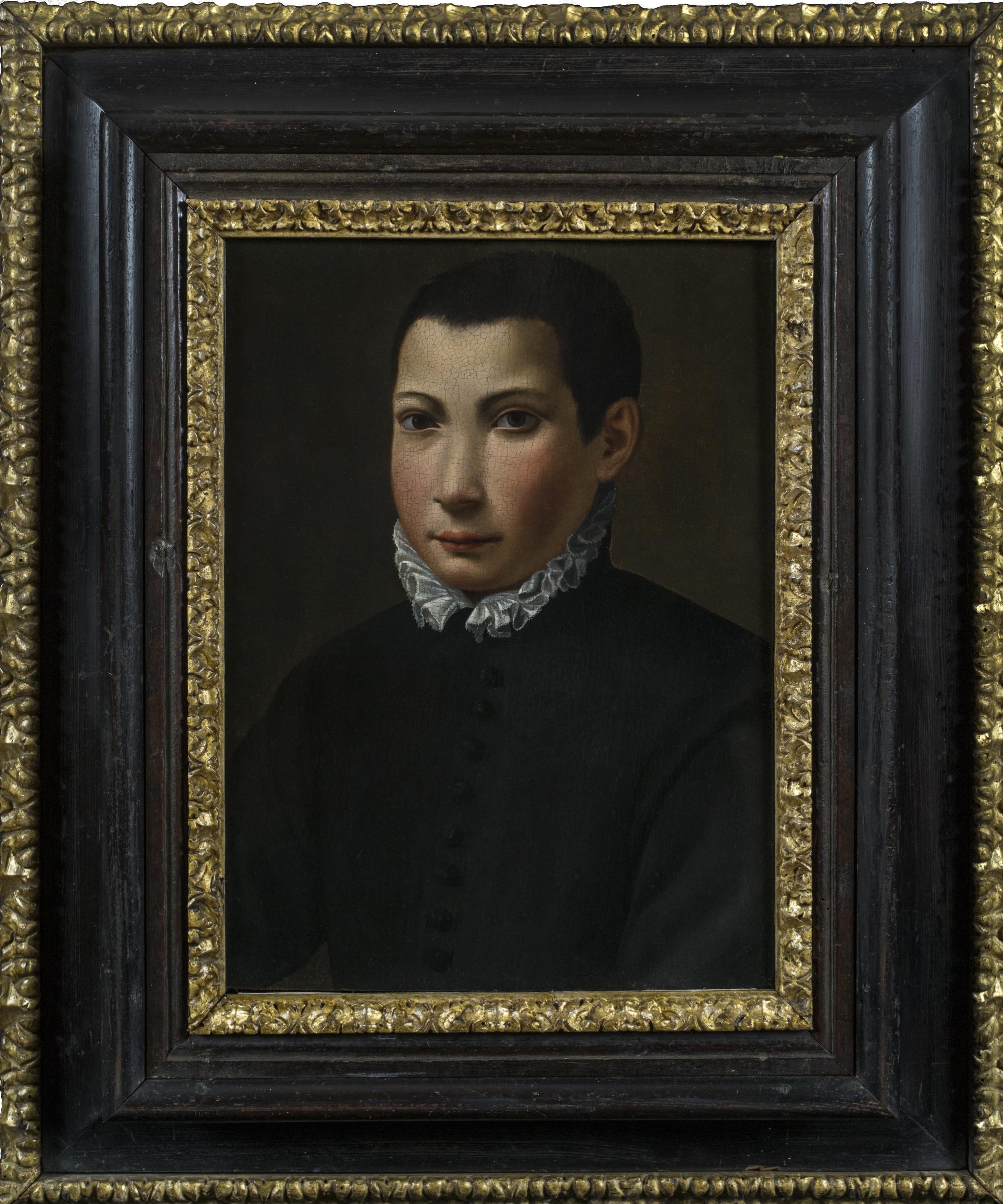 Alessandro Allori,  Portrait of Don Antonio de' Medici