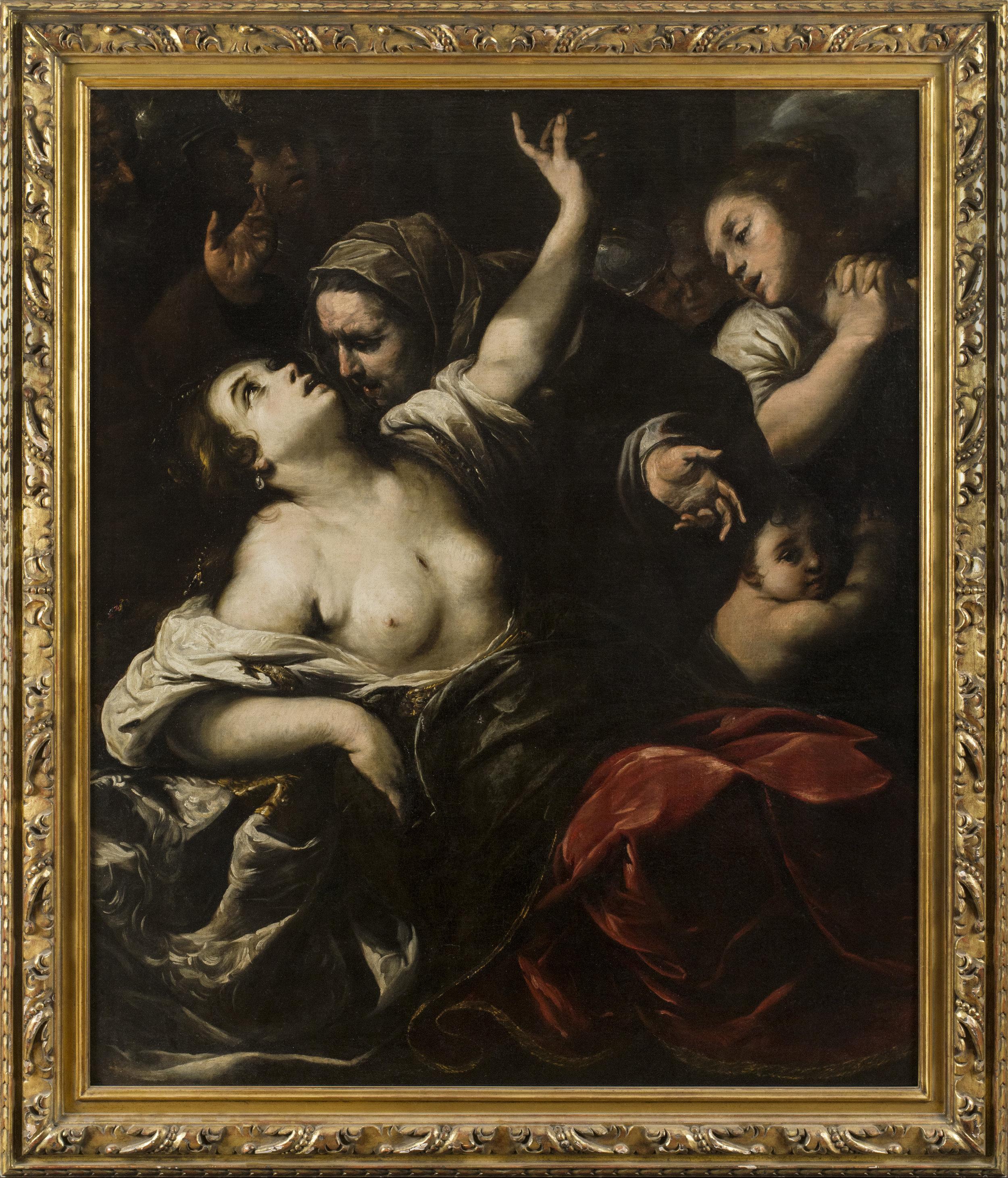 Carlo Francesco Nuvolone,  The Death of Dido, Queen of Carthage
