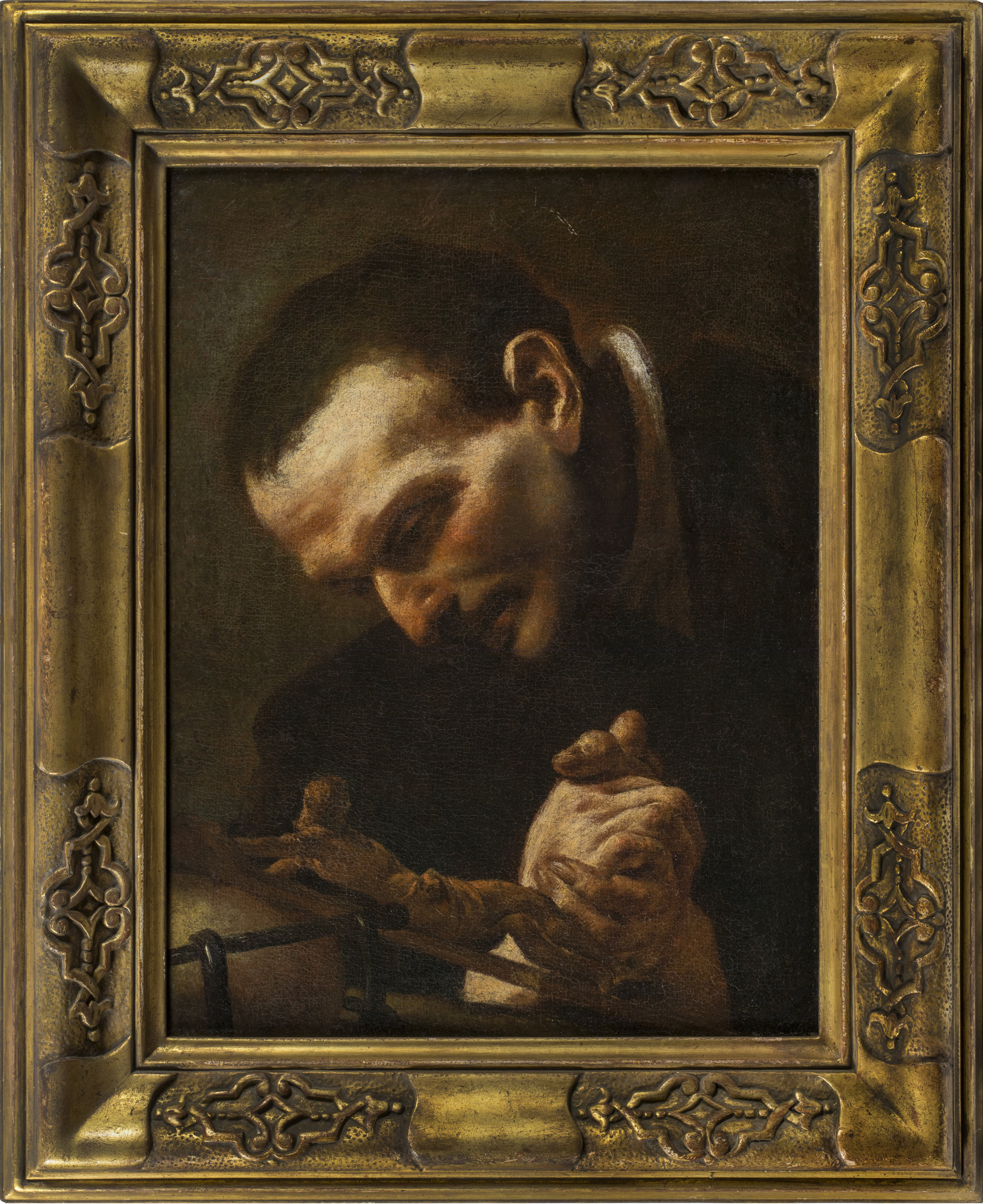 Giovanni Battista Piazzetta,  San Girolamo Miani