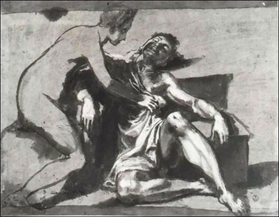 Lodovico Cardi, called Il Cigoli,  Venus and Adonis , Uffizi.