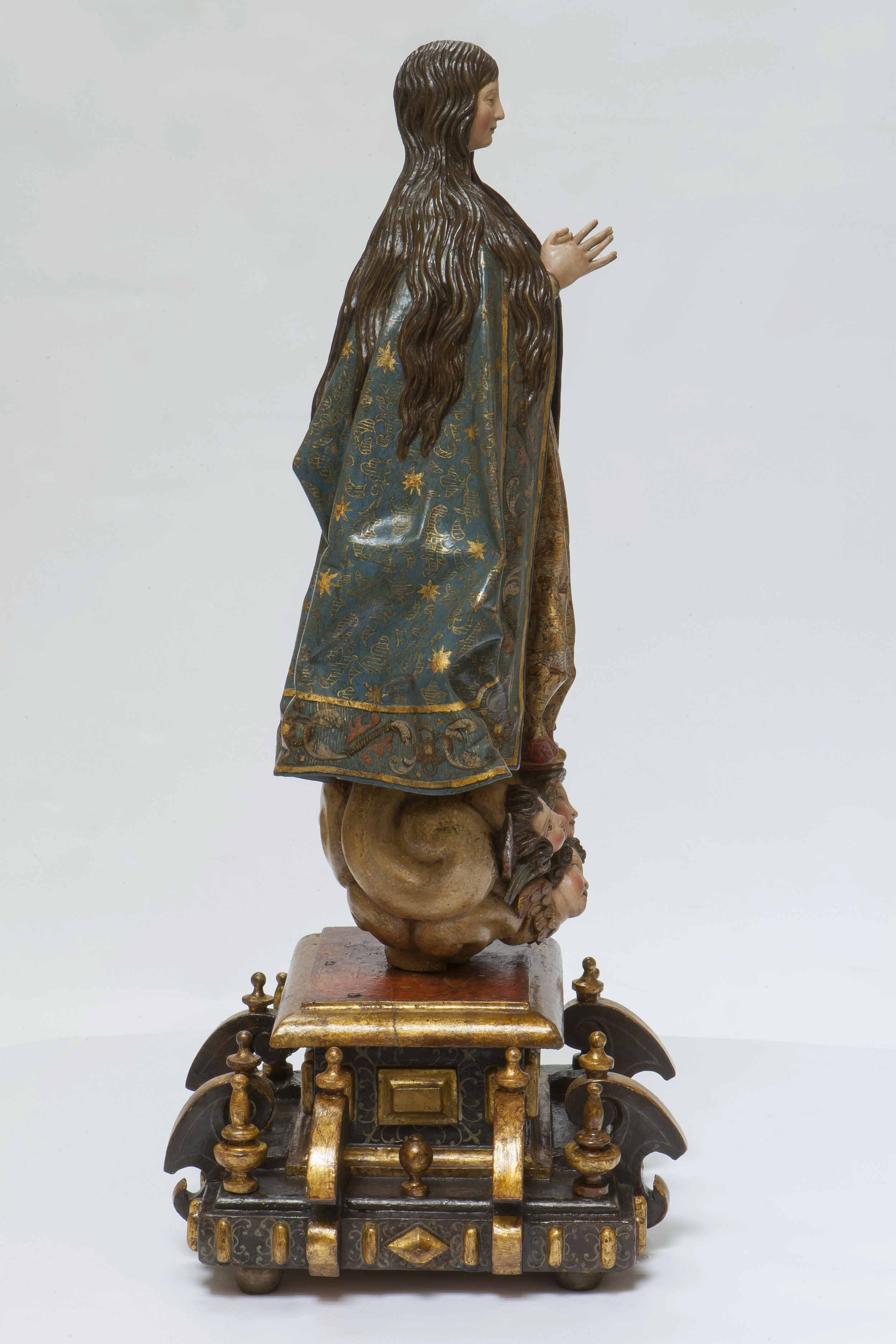 Gregorio Fernández, Virgin of the Immaculate Conception - Profile