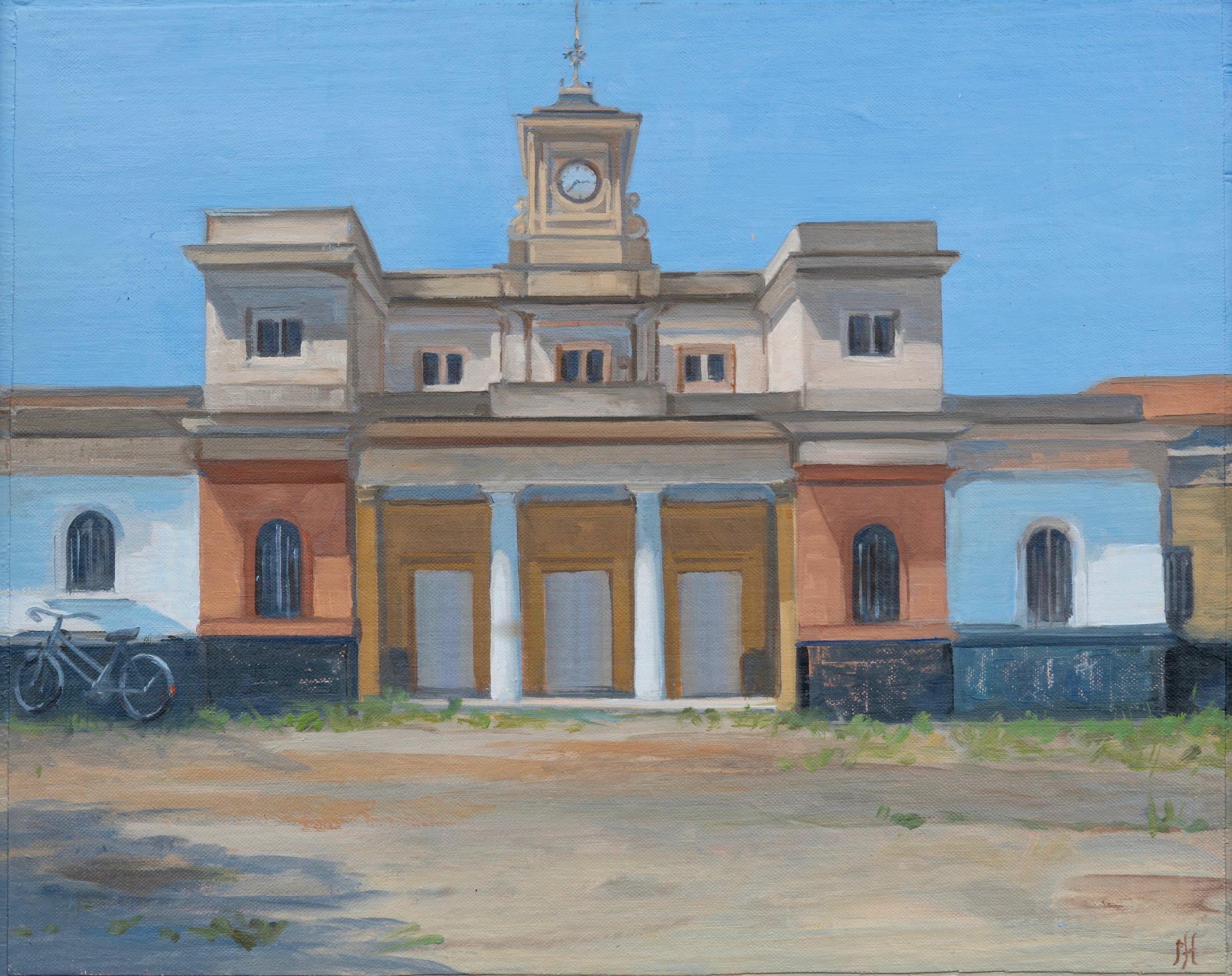 """""""Palazzo di Ganja"""", Testaccio"""