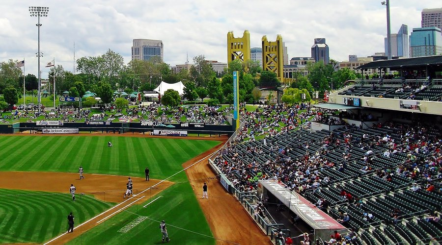 Things to Do in Sacramento Raley Field.jpg