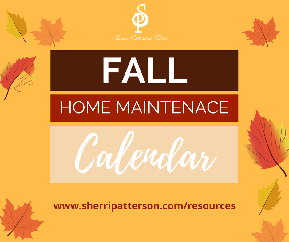 Fall Maintenance Calendar   Fall is a perfect time to do a few things to make sure you're taking care of your home. Home maintenance is a must for any homeowner, and there are quite a few tasks to be done, especially in the fall season.