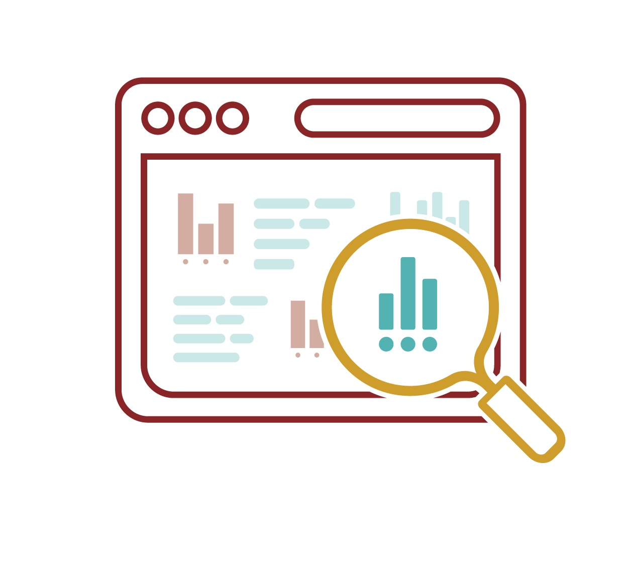 Go further than just email metrics. With proper set-up across your website + store, along with custom dashboards to put the most important metrics at your fingertips, we make sure you have quick and easy access to information you need to track your efforts and make data-informed, full-picture marketing decisions. -