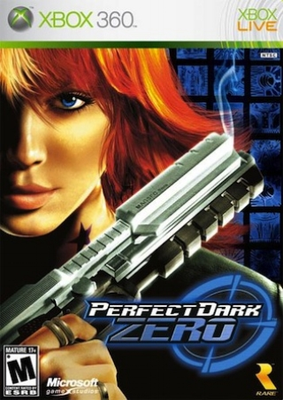 Perfect Dark Zero XBOX360 - Music