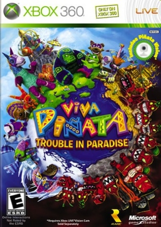 Viva Piñata TIP XBOX360 - Mixing