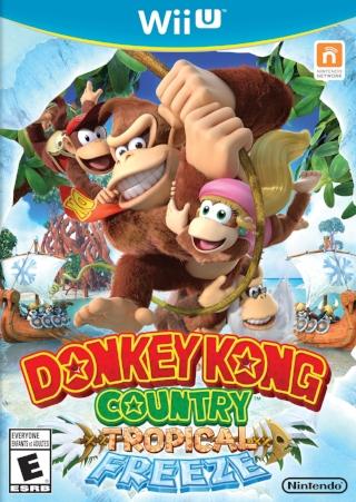 DKCTF Wii U - Mixing