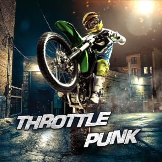 XCD511 Throttle Punk