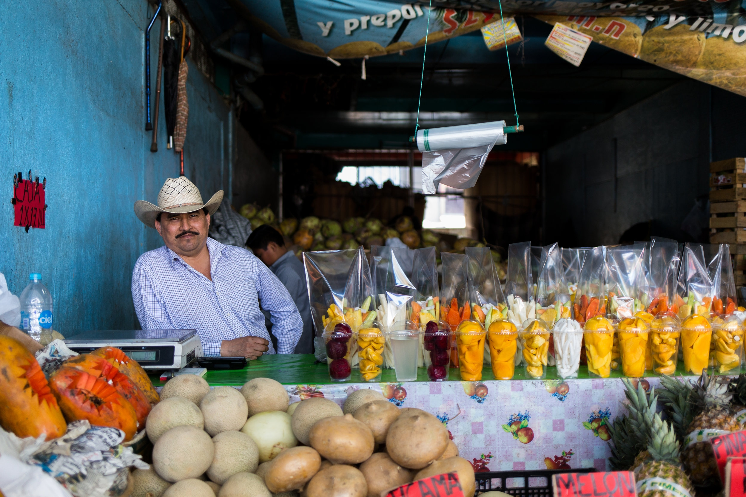 Baja California Market by Joanne Pio