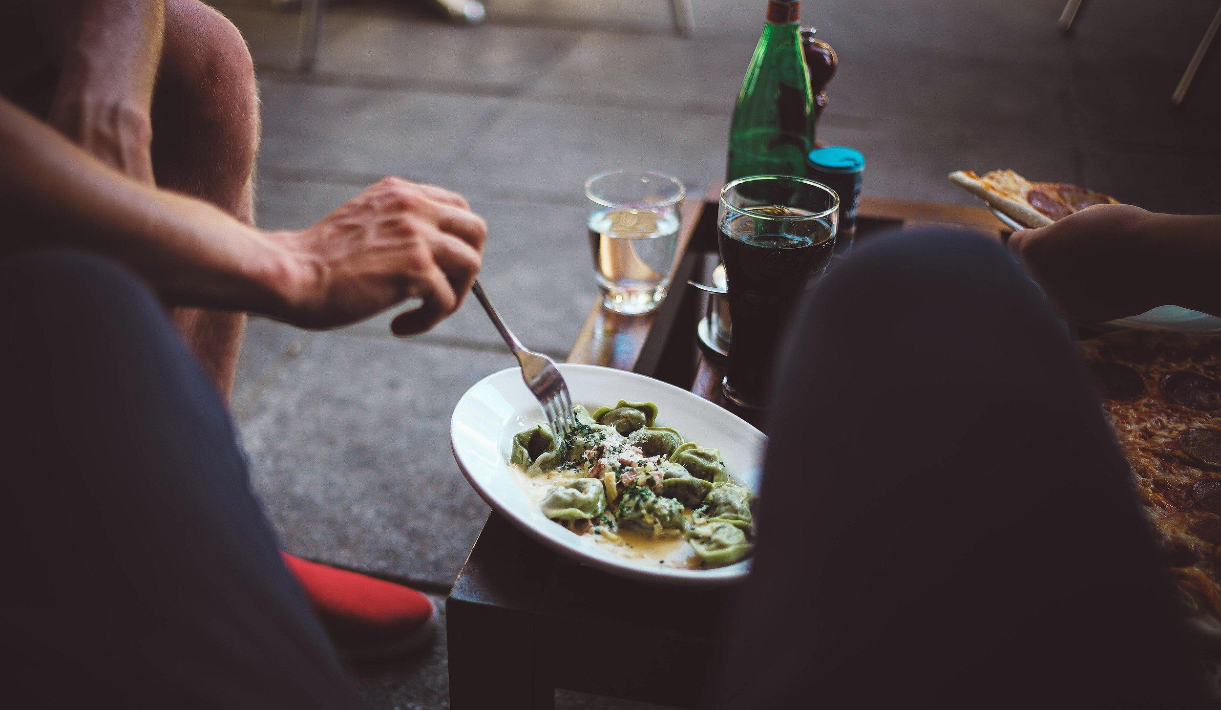 Salt & Wind Travel Italy Pasta