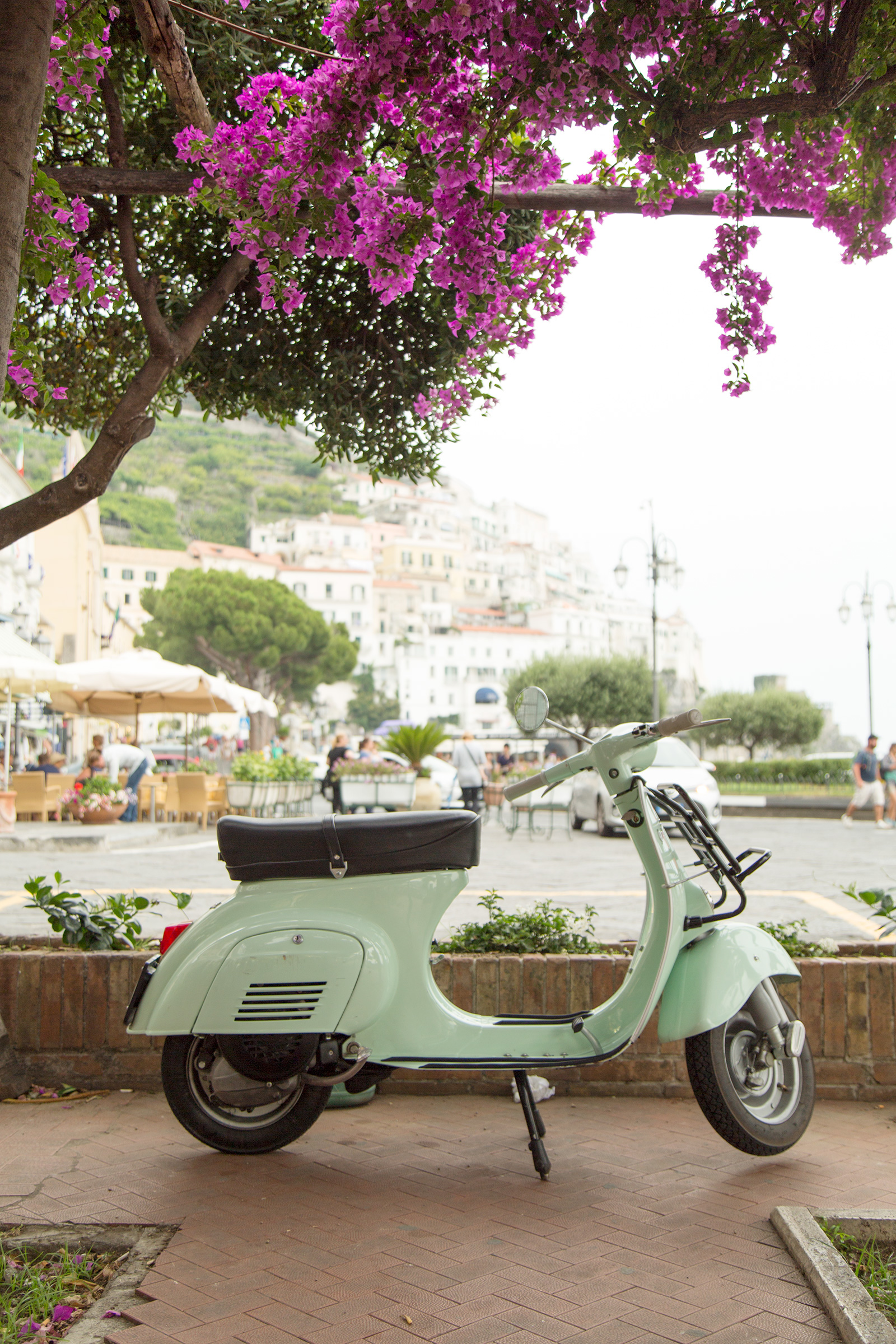 Salt & Wind Travel Italy Vespa