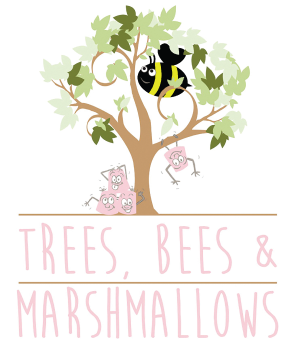 Say Hello too... - Trees, Bees and Marshmallows.