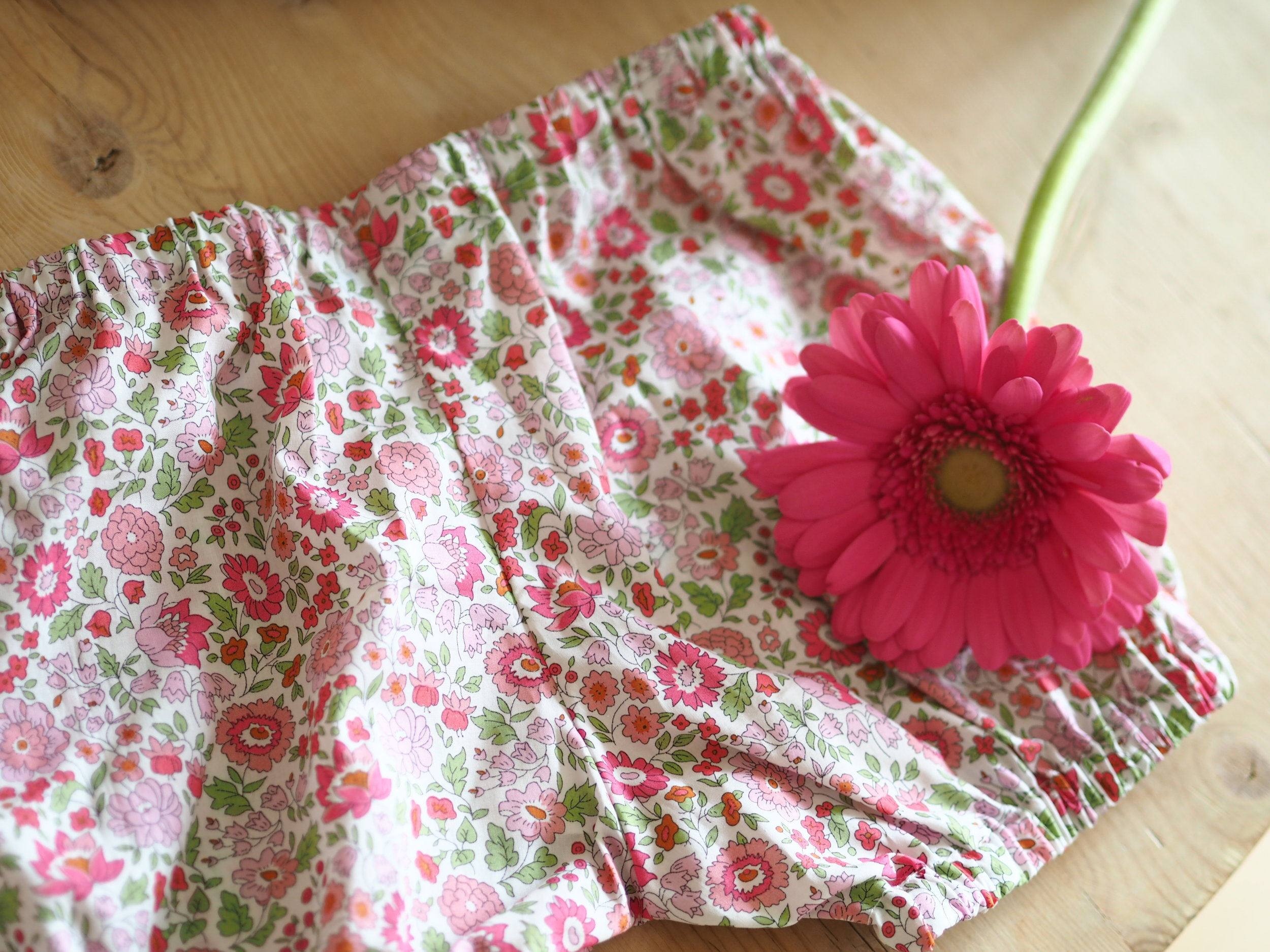 Made by Jay, Bloomers. We have age 6-12 months. Tap image to shop.