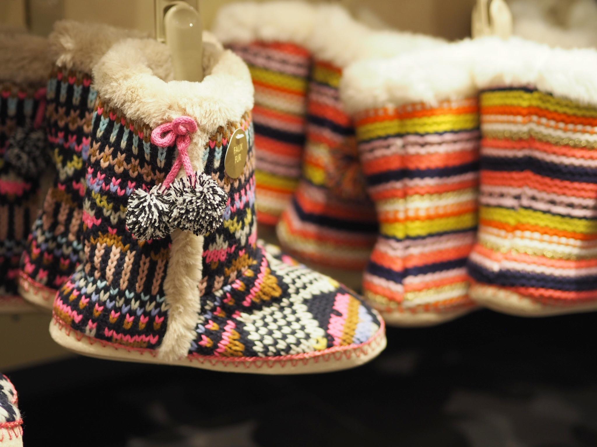 Slipper Boots- £20