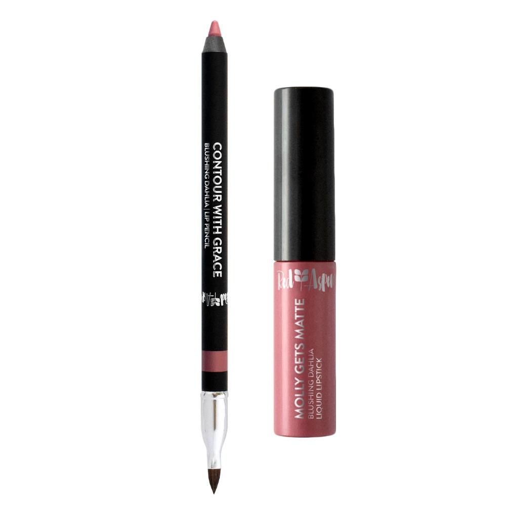 Blushing Dahlia Lip Kit Shopping Cart Image.jpg