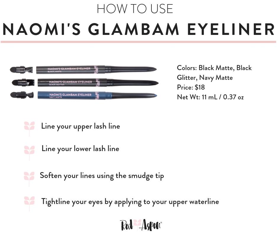 Navy Matte Naomi GlamBam Eyeliner - How to Use.jpg