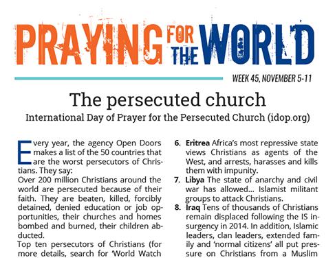 praying for the world bulletin-sample.png