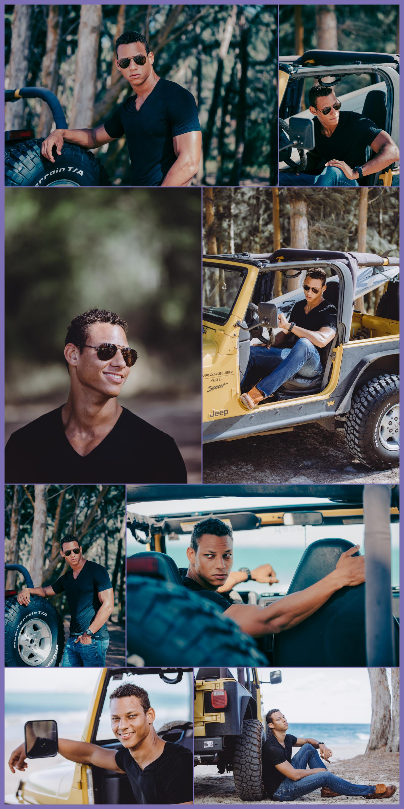 Hawaii Premier Modeling - Honolulu Modeling Agency - Ketino Photography - Oahu Glamour Photographer