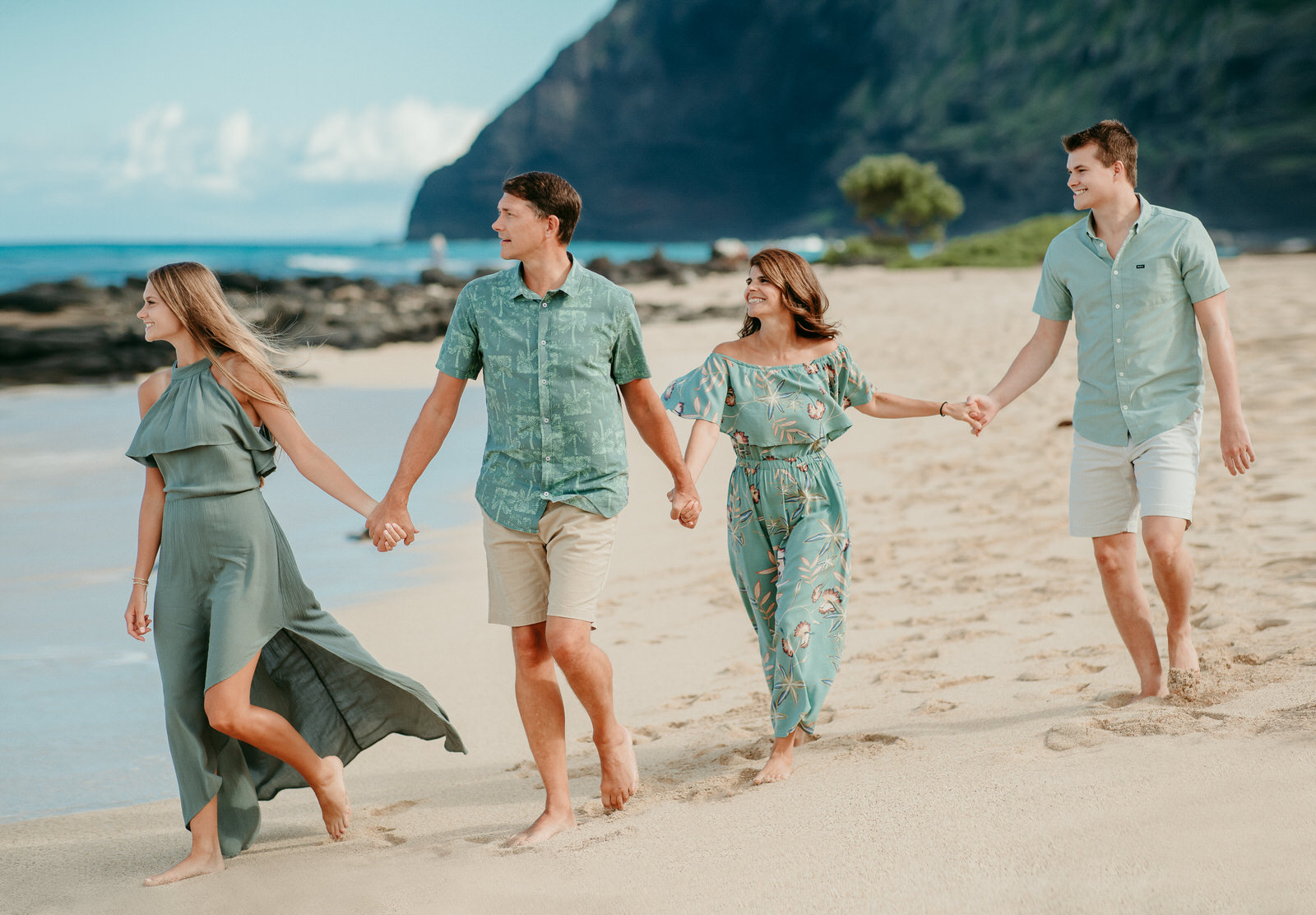 Campbell Family Vacation in Makapuu - Hawaii Family photographer - Ketino Photography -11.jpg