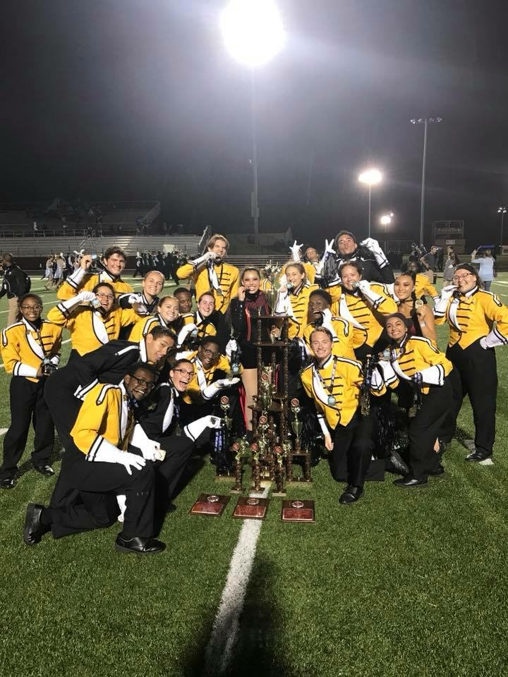 2017 Grand Champions of the Super Bowl of Sound Marching Competition.