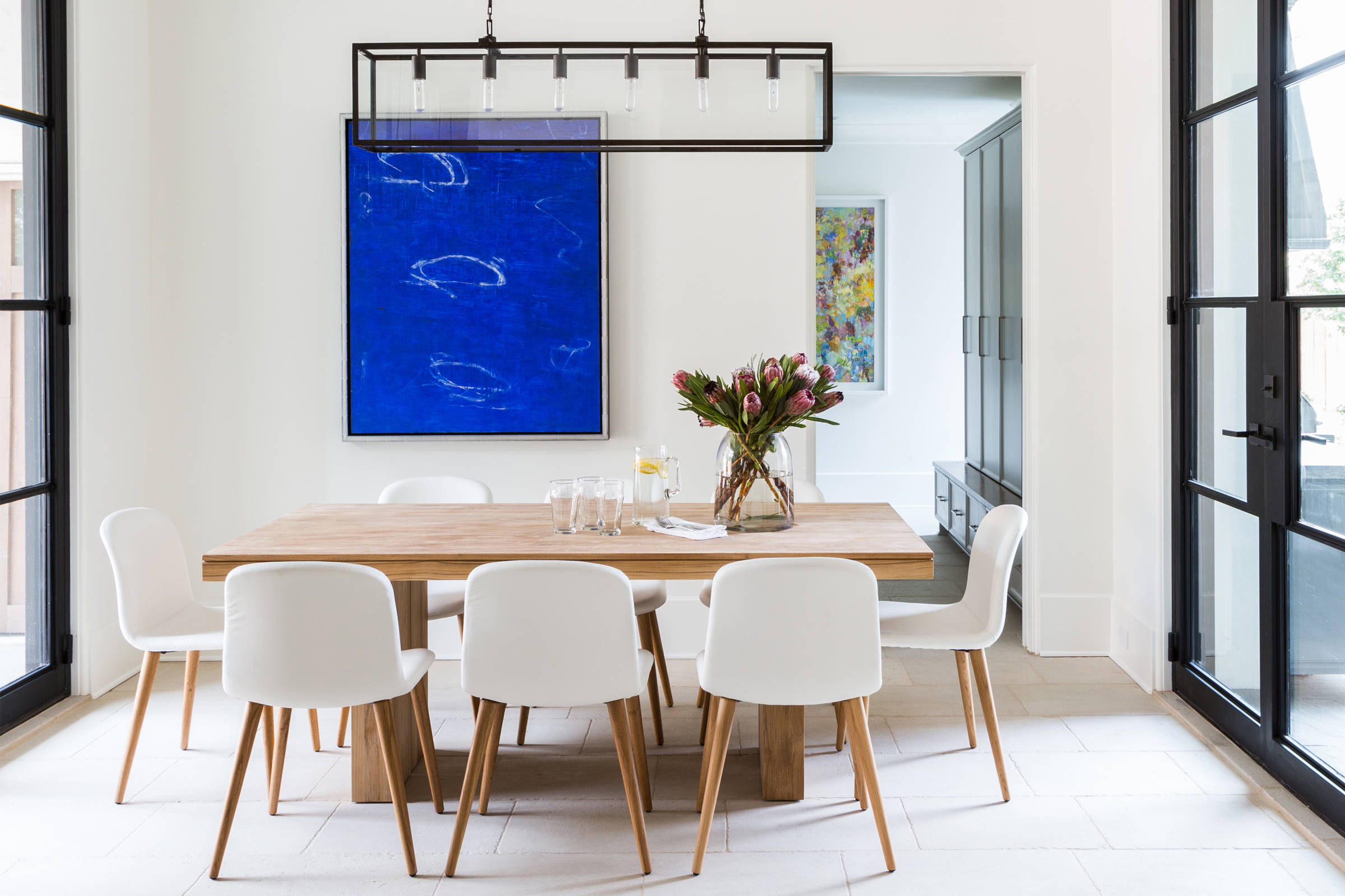 Award-Winning-Interior-Design-Marie-Flanigan-Dining-Room-Steel-Doors-Bold-Art-Contemporary-Furnishings.jpg