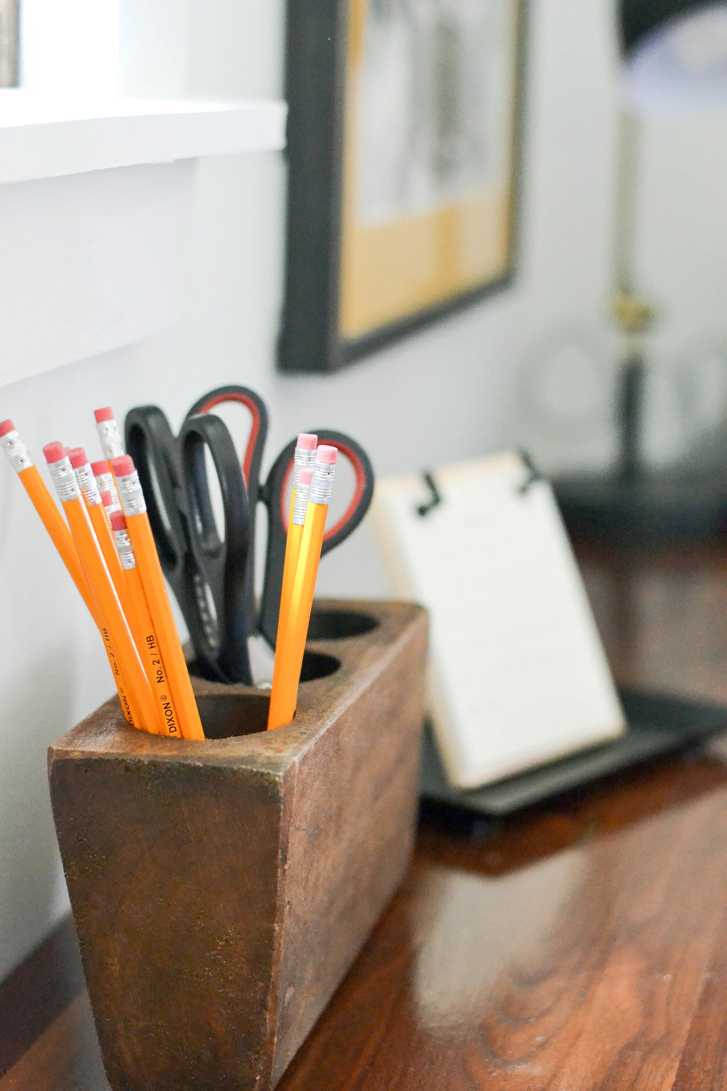 Gray Oak Studio Pilgrim Project Office Homework Room