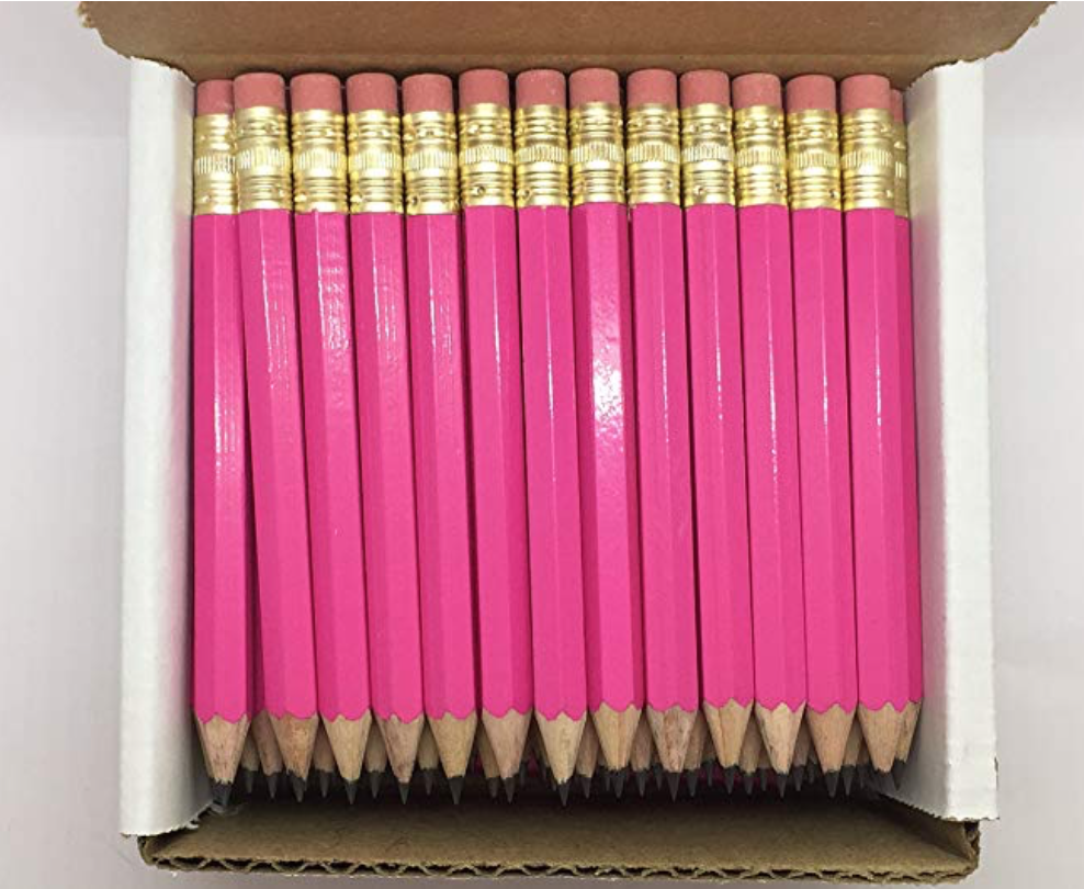 Gray Oak Studio - short pencils for kids handwriting