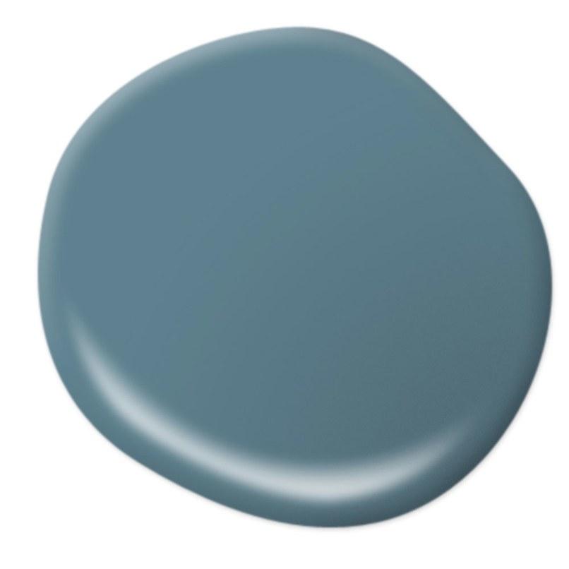 Gray Oak Studio - Behr 2019 color of the year blueprint